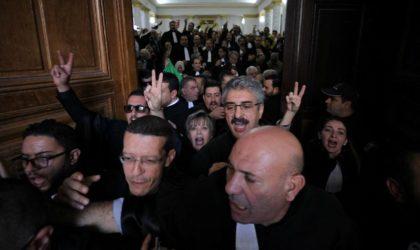 Belkacem Zeghmati sanctionne un procureur pour avoir défendu la loi