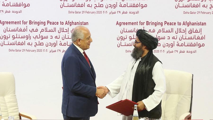 Accord Afghanistan
