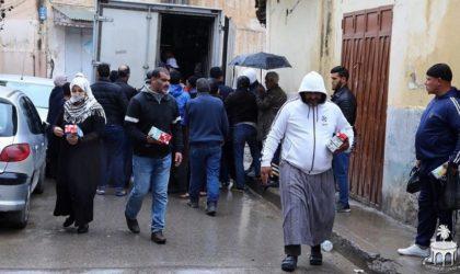 Covid-19-confinement : la détresse de tout un village à Oran