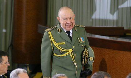 Le directeur de la sécurité de l'armée limogé : changements en douce à l'ANP
