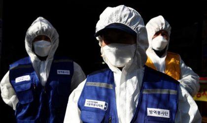 Propagation foudroyante de la pandémie du coronavirus : état d'alerte maximale