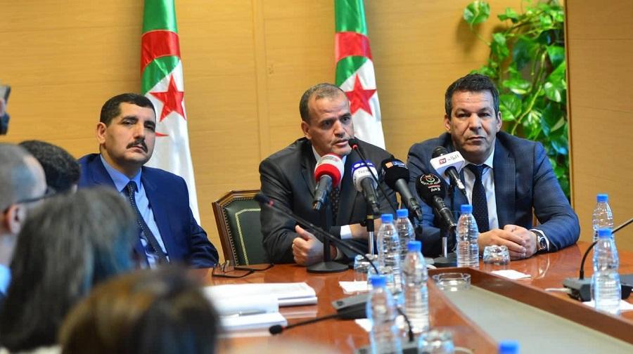 Djellab L'Algérie
