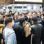 Istanbul passagers algériens
