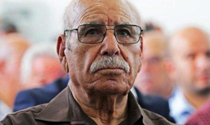 Un an de prison ferme requis contre Lakhdar Bouregâa pour «atteinte au moral de l'armée»