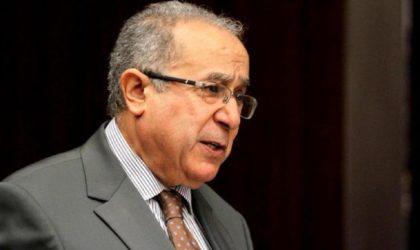 Crise libyenne : qu'est-ce qui a retardé la nomination de l'Algérien Lamamra ?