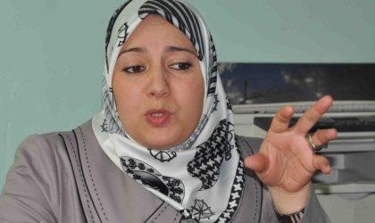Les citoyens attendent impatiemment le procès de la députée raciste Naïma Salhi