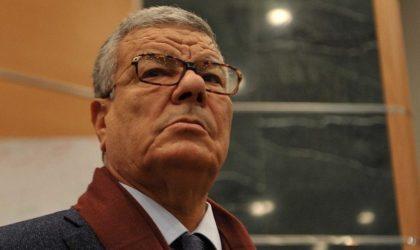 L'ex-président de l'APN Amar Saïdani a-t-il été forcé à démissionner du FLN ?