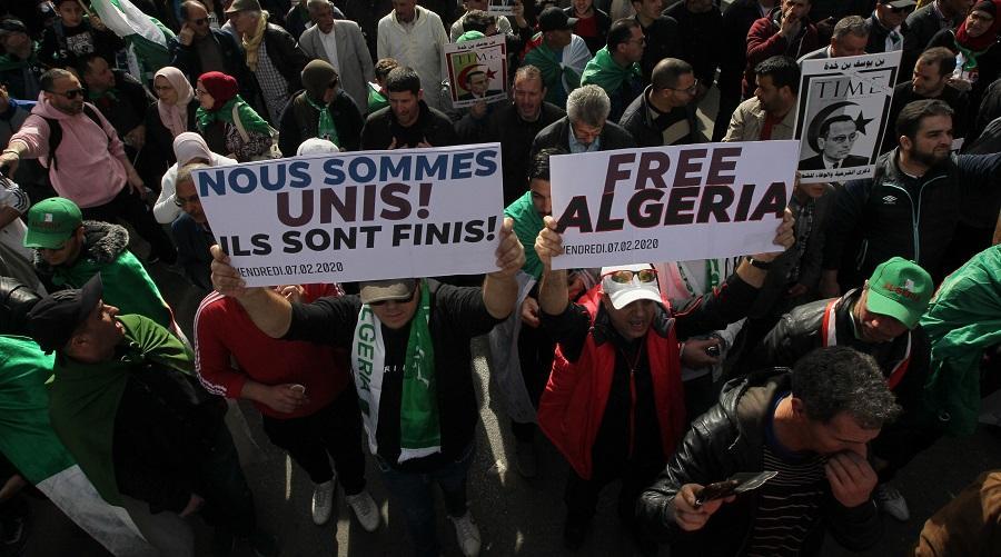 Sakhri Front pacifique