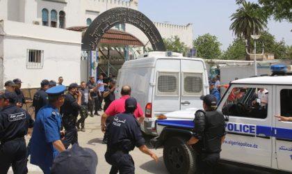 Instruction aux médias de cesser de couvrir le procès de Sellal et Ouyahia ?
