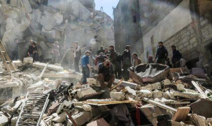 Syrie : l'attaque chimique de l'opposition a échoué à Idlib