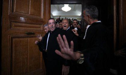 Affaire Tabbou : les avocats peuvent engager une action contre le juge