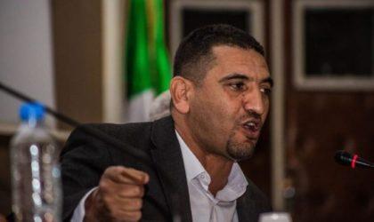 La Cour d'Alger condamne Tabbou à un an de prison ferme malgré son accident vasculaire cérébral