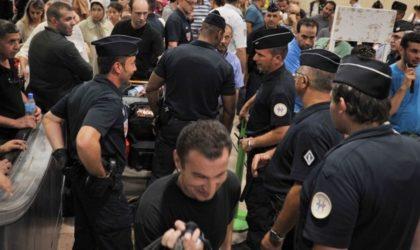 Le chef d'escale de la compagnie Air Algérie à Marseille agressé et livré à lui-même