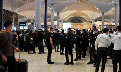 Les Algériens bloqués à Istanbul hébergés dans des cités universitaires