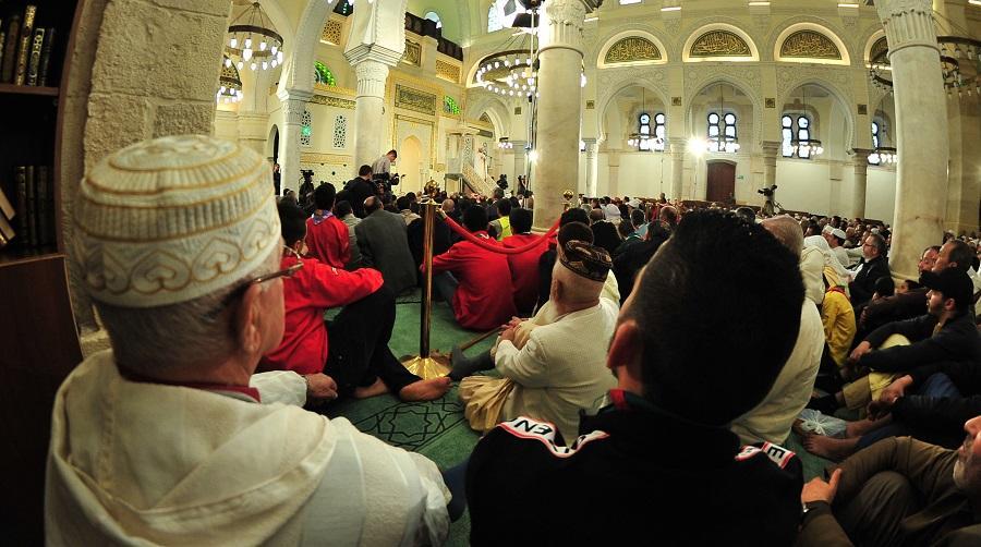 mosquées prières