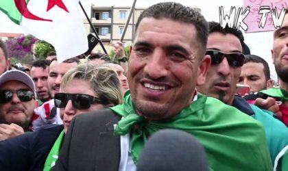 Karim Tabbou condamné à un an de prison dont six mois ferme