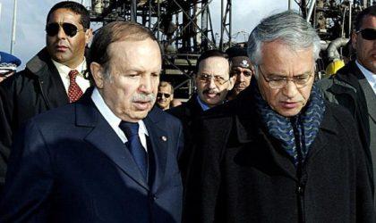 Comment se sont servis les rentiers du groupe pétrolier national Sonatrach