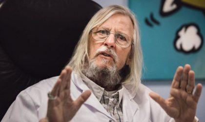 Le professeur Raoult : «L'épidémie est en train de disparaître progressivement»