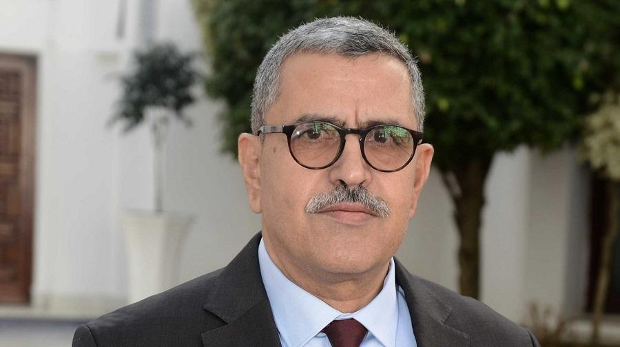 Djerad Algériens bloqués