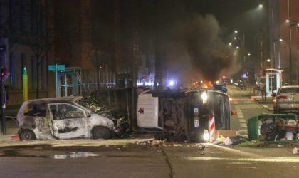 France : les policiers sous le feu des violences urbaines