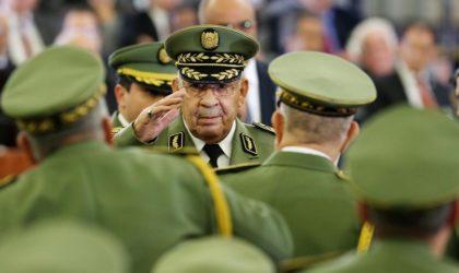 L'ex-secrétaire particulier de Gaïd-Salah s'enfuit avec des documents top secret