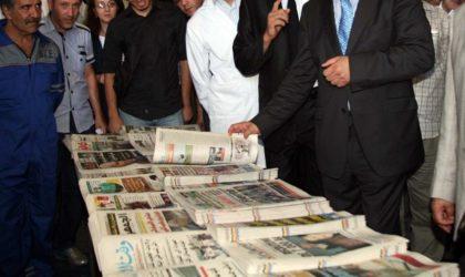 L'IGF traque les dignitaires et les hauts gradés qui ont détourné la pub Anep