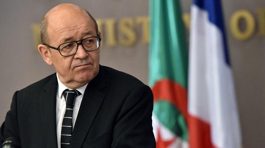 JYD ministre des Affaires étrangères