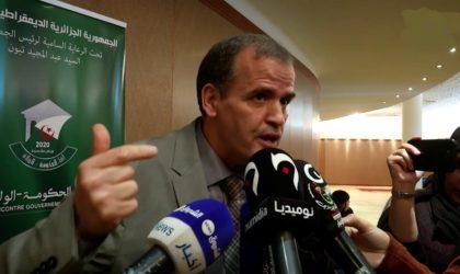Belhimer censure, Zeghmati verrouille, Rezig amuse : trois ministres éjectables