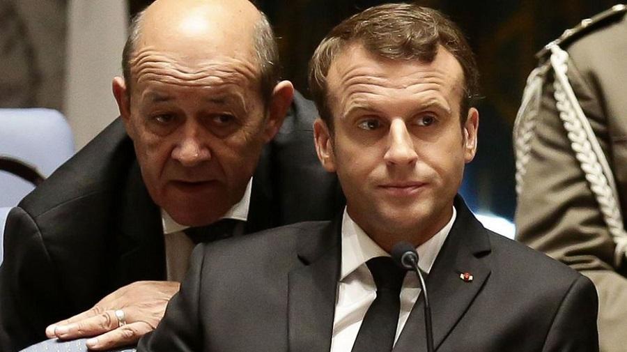 Macron CAPS