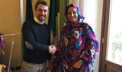 Fatima Mahfoud, nouvelle représentante sahraouie en Italie : «Plus que jamais déterminés à poursuivre notre lutte»