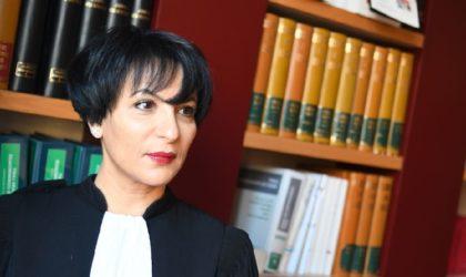 Détenus en danger : l'appel de Maître Khadija Aoudia qui s'adapte à l'Algérie