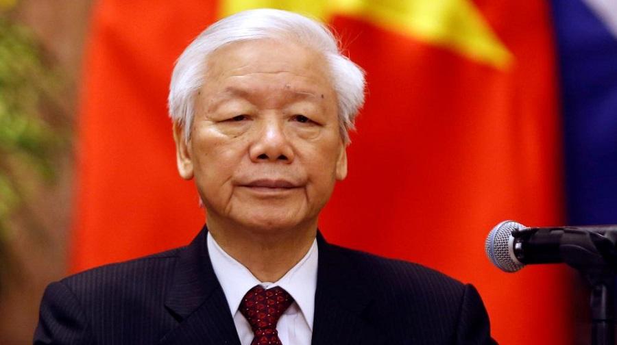 Nguyen Phu Trong Viet Nam