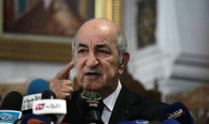 Vague, vaseux, menaçant : Tebboune a accentué la panique des Algériens