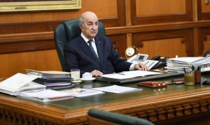 A la Bouteflika ?