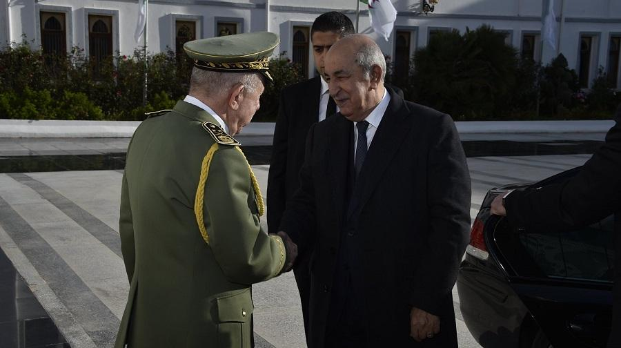 Tebboune Défense nationale