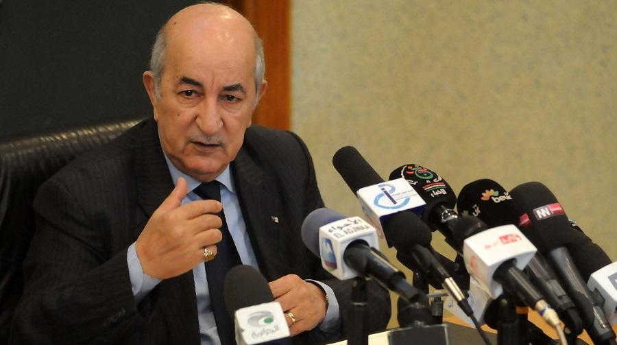 Tebboune fausses informations