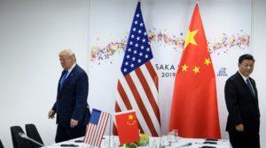 Trump Chine