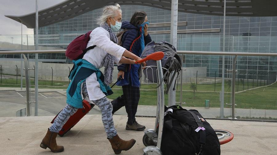 aéroport gouvernants