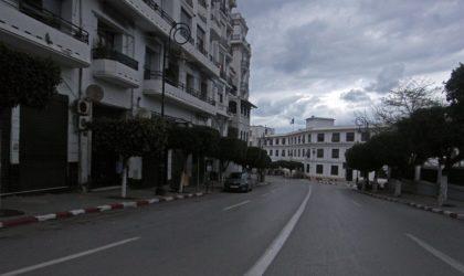 Le coronavirus progresse dans le pays : les Algériens appelés au respect du confinement