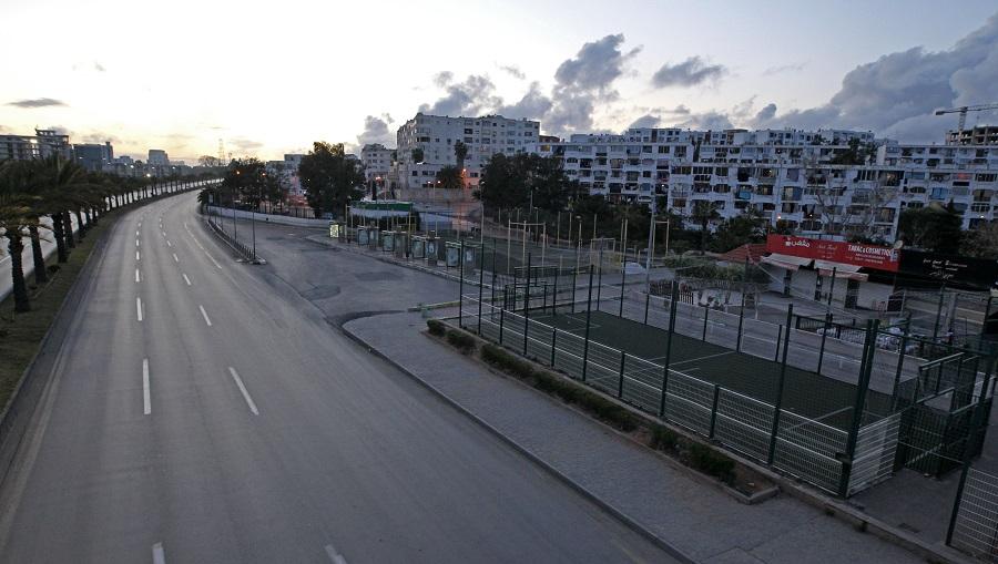 Alger confinement