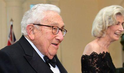 Pourquoi le Wall Street Journal a-t-il fait appel au théoricien Henry Kissinger ?