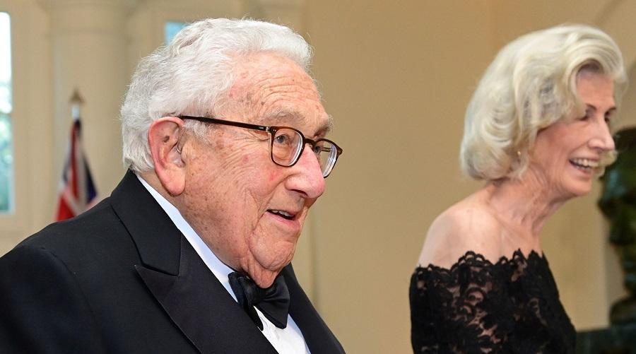 chaos Kissinger Wall Street