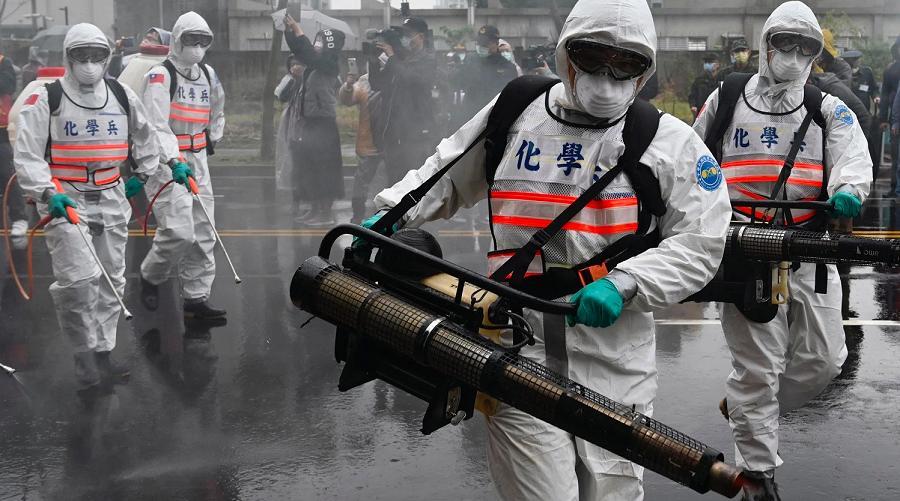 confinement pandémie du coronavirus