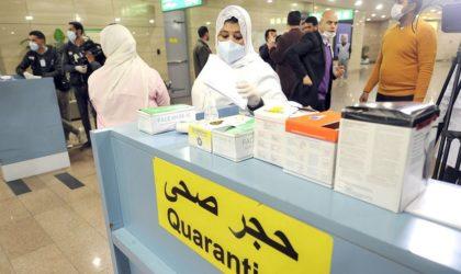 Des ressortissants algériens rapatriés de Dubaï refusent le confinement dans un hôtel à Alger