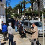 confinement Algériens