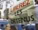 Béni Ouartilane : manifestation contre la répression de militants du Hirak