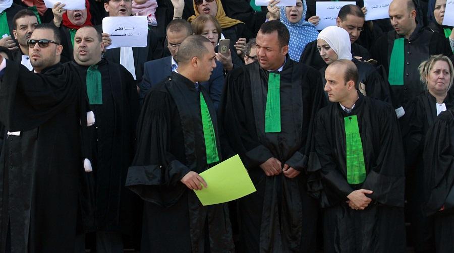 grève Club des magistrats