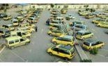 Sit-in des chauffeurs de taxi à travers plusieurs wilayas