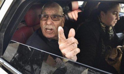 Le moudjahid Lakhdar Bouregâa condamné à 100 000 DA pour «atteinte au moral des troupes»