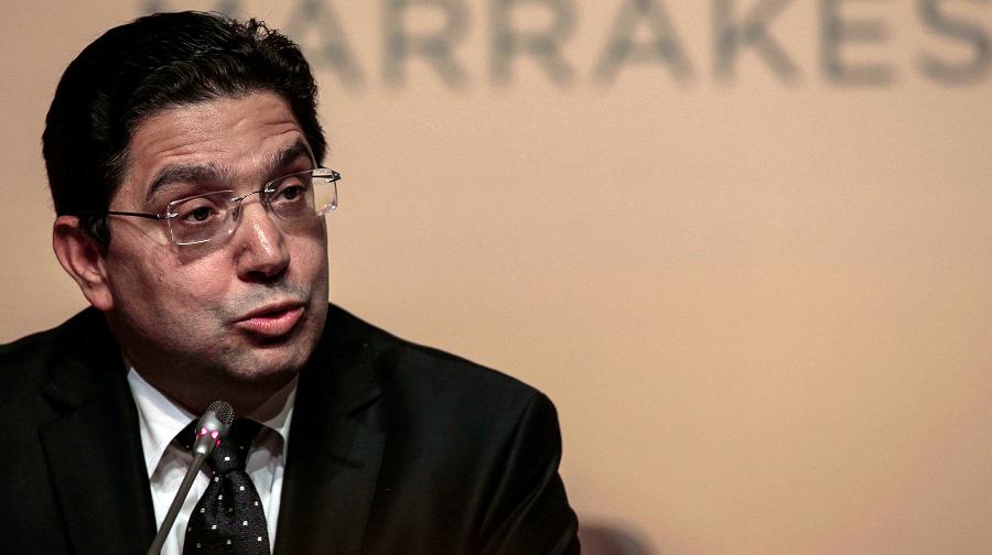 Makhzen Bourita consul Maroc Oran